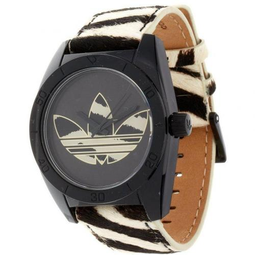 Adidas Originals Adh2783 Uhr schwarz/weiß