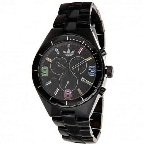 Adidas Originals Cambridge Midsize Uhr schwarz