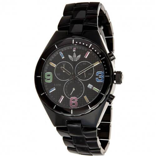 Adidas Originals Cambridge Midsize Uhr schwarz