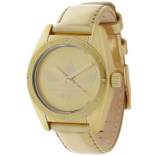 Adidas Originals Uhr gold