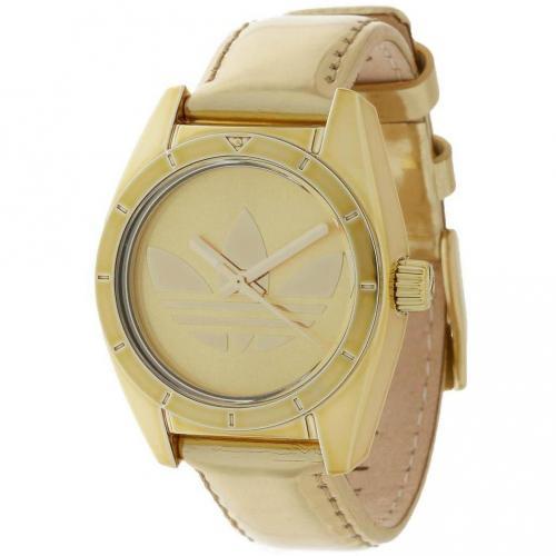 Adidas Originals Uhr gold