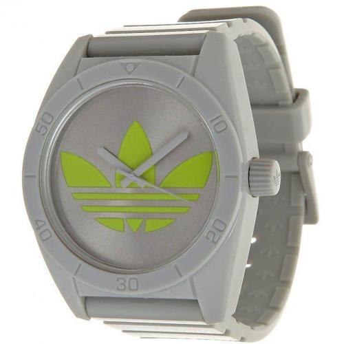 Adidas Originals Uhr hellgrau