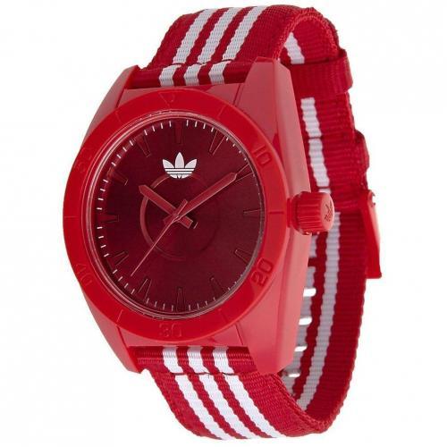 Adidas Originals Uhr red