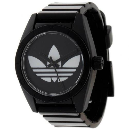 Adidas Originals Uhr schwarz