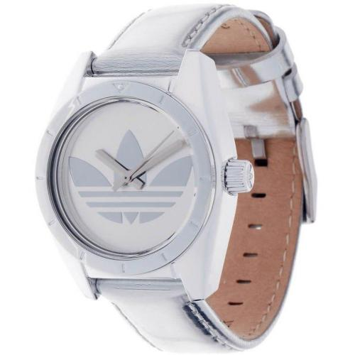 Adidas Originals Uhr silber