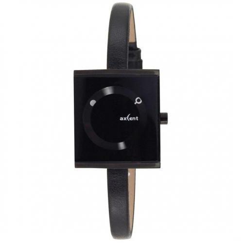 Axcent Play Uhr schwarz