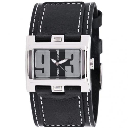 Bruno Banani Calista Uhr schwarz