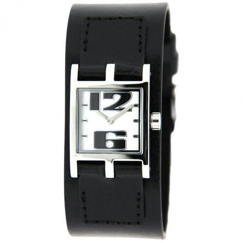 Bruno Banani Metis Uhr schwarz/ silber