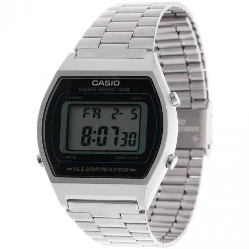 Casio B640wd1avef Digitaluhr silver