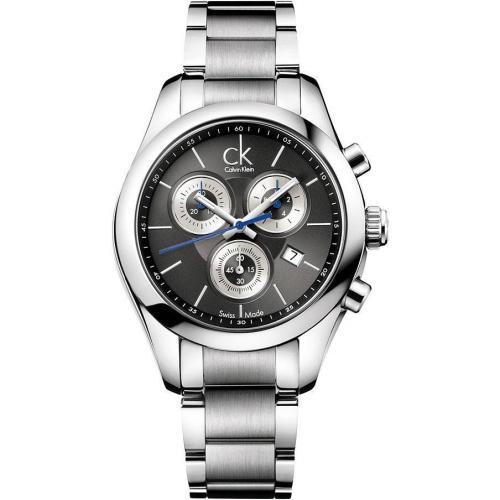 ck Calvin Klein Damenchronograph Strive Lady K0K28107