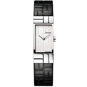 ck Calvin Klein Damenuhr Cobblestone K0J23126