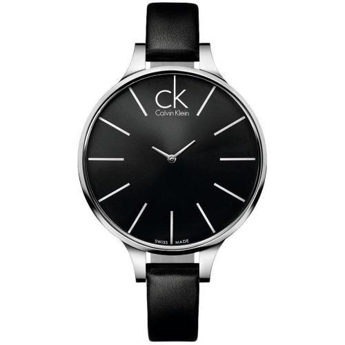 ck Calvin Klein Damenuhr Glow K2B23102