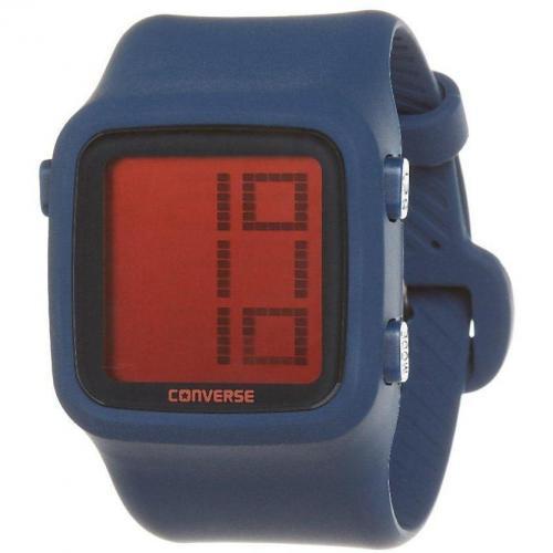 Converse Scoreboard Digitaluhr blau