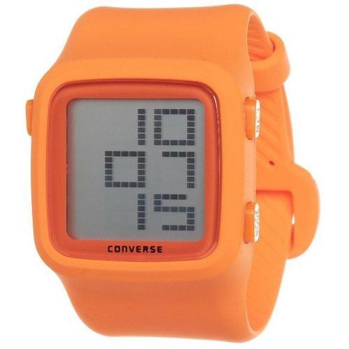Converse Scoreboard Digitaluhr orange
