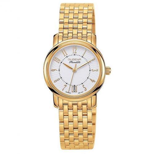 Dugena Damenuhr Premium / Rondo Petit 7090132