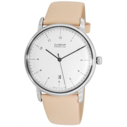Dugena Premium Dessau Uhr beige