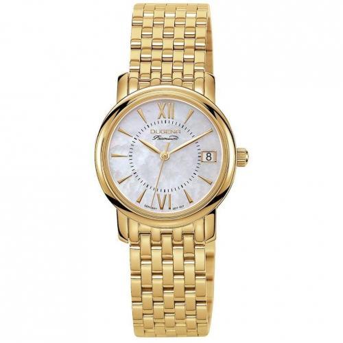 Dugena Premium Rond Petit Uhr gold