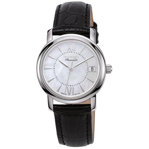 Dugena Premium Rond Petit Uhr schwarz
