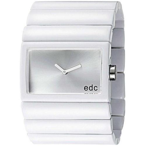 edc Damenuhr Jazzy Crossover Disco White EE900202002