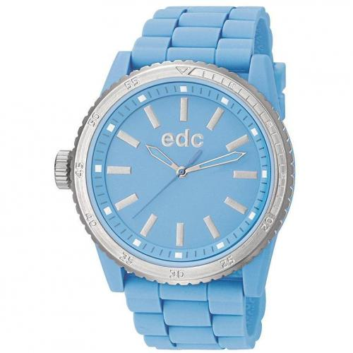 edc Damenuhr Rubber Starlet - Frosty Blue EE100922009