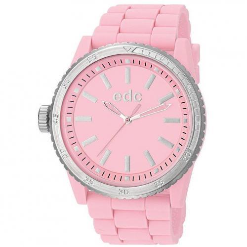 edc Damenuhr Rubber Starlet - Frosty Pink EE100922008