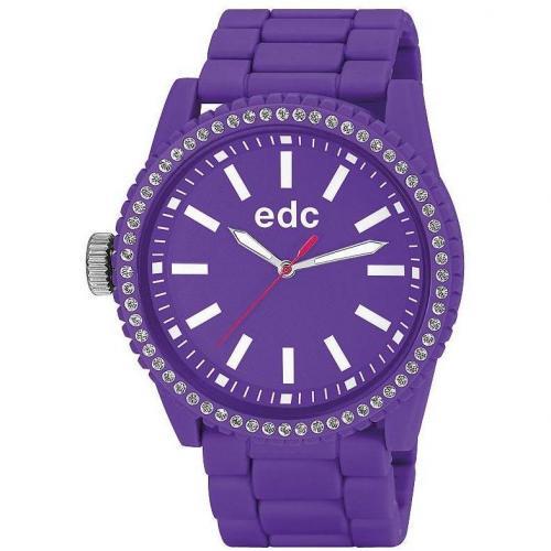 edc Damenuhr Stone Starlet-Crazy Purple EE100752004