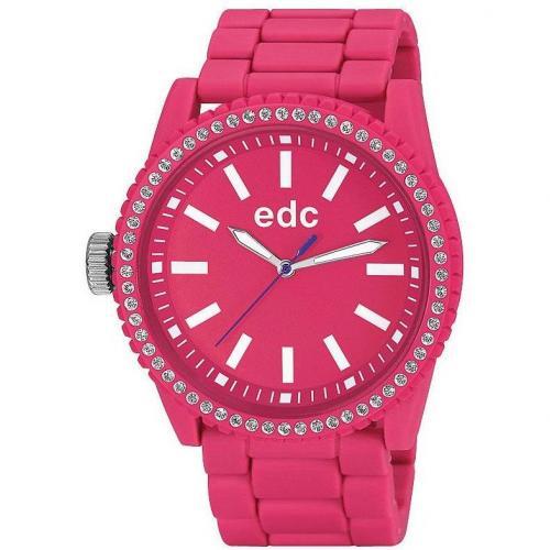 edc Damenuhr Stone Starlet-Hot Pink EE100752003