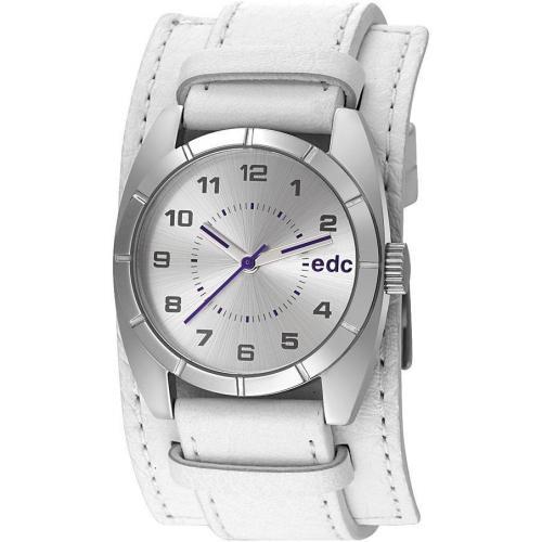 edc Damenuhr Sundial Ray - Pure White EE100182004