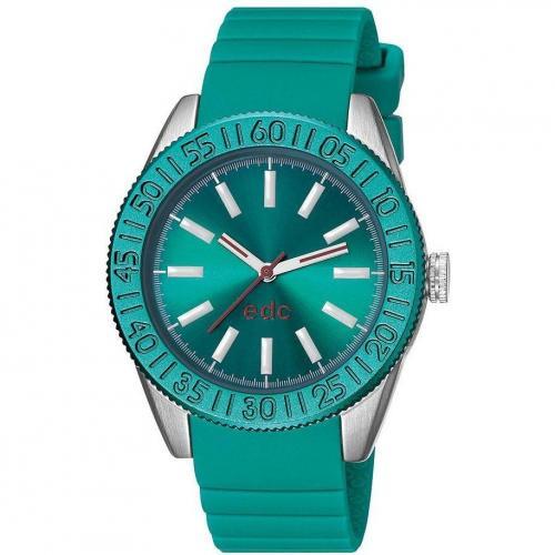 edc Damenuhr Vanity Wheel - Cool Turquoise EE101042004