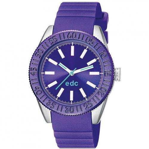 edc Damenuhr Vanity Wheel - Moonlit Violet EE101042003