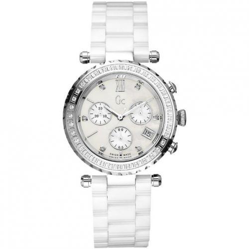 Gc Watches Diver Chic Uhr weiss