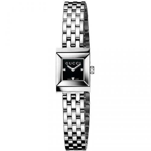 Gucci Damenuhr G-frame Square YA128507