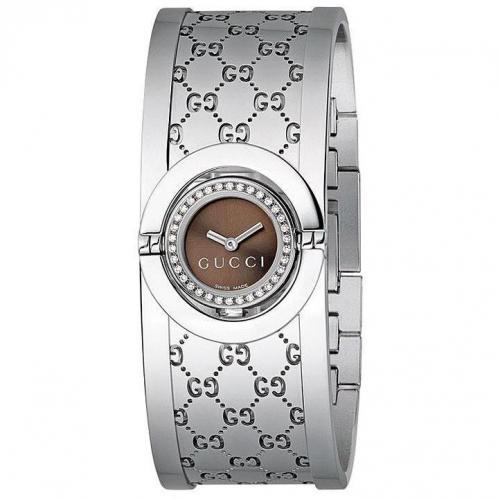 Gucci Damenuhr Twirl YA112503