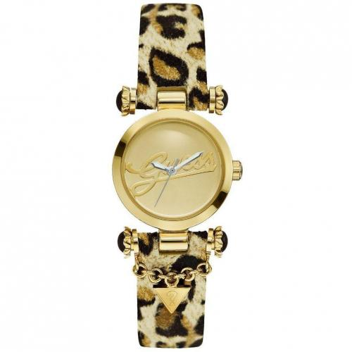 Guess 30th Swag Uhr gold