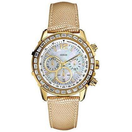 Guess Damenchronograph Lady b W0017L2