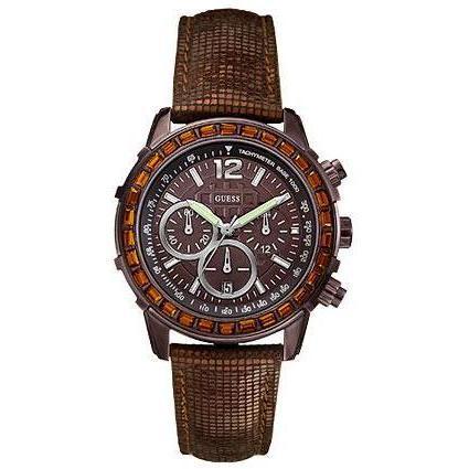 Guess Damenchronograph Lady b W0017L4