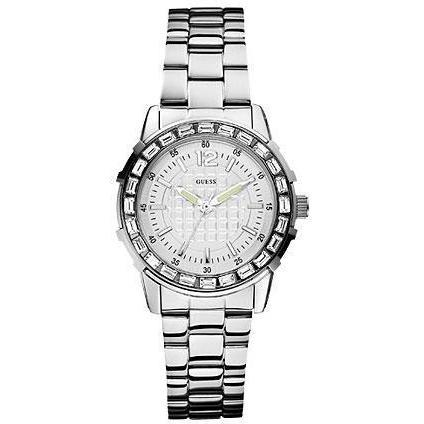 Guess Damenuhr Girly b W0018L1