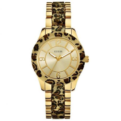 Guess Goddess Uhr gold