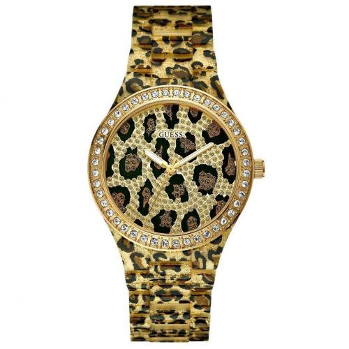 Guess Seductive Uhr honig/gold