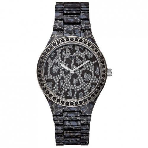 Guess Seductive Uhr schwarz