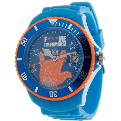 ice watch fmif blue boo uhr blue. Black Bedroom Furniture Sets. Home Design Ideas
