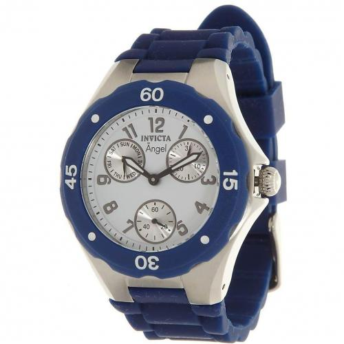 Invicta Chronograph midnight blue