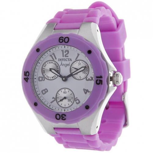 Invicta Chronograph purple