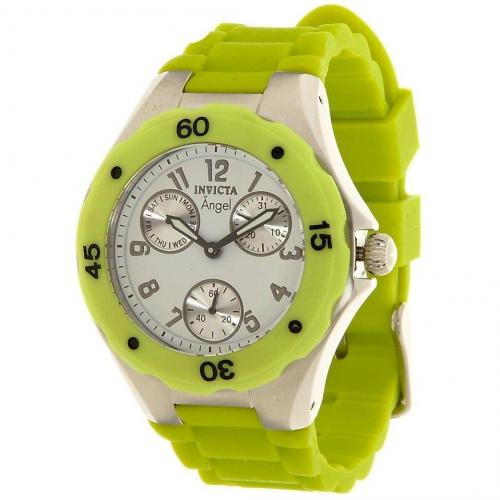 Invicta Chronograph yellow