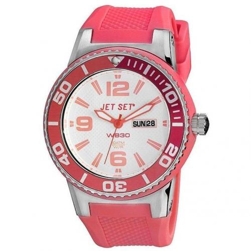 Jet Set Wb 30 Lady Uhr rosa