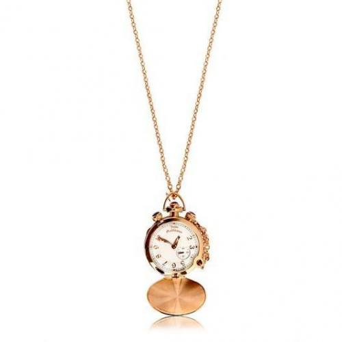 John Galliano Rosa Gold Onion Uhr