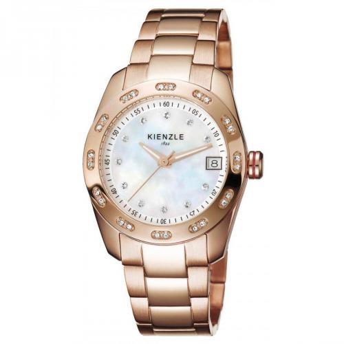 Kienzle Core Uhr weiß/gold