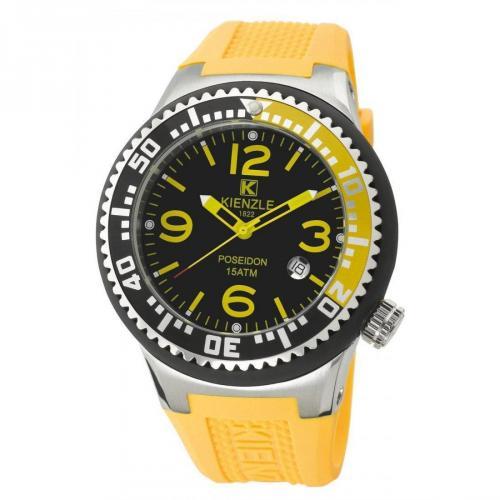 Kienzle Uhr gelb