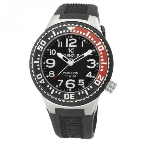 Kienzle Uhr schwarz