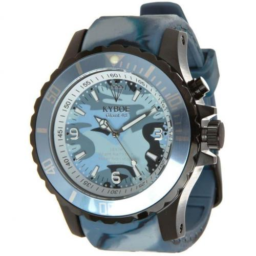 Kyboe Camouflage Series Giant 48 Uhr air blue